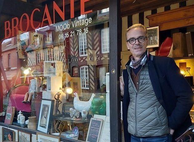 Franck Marie - Boutique à Beuvron-en-Auge